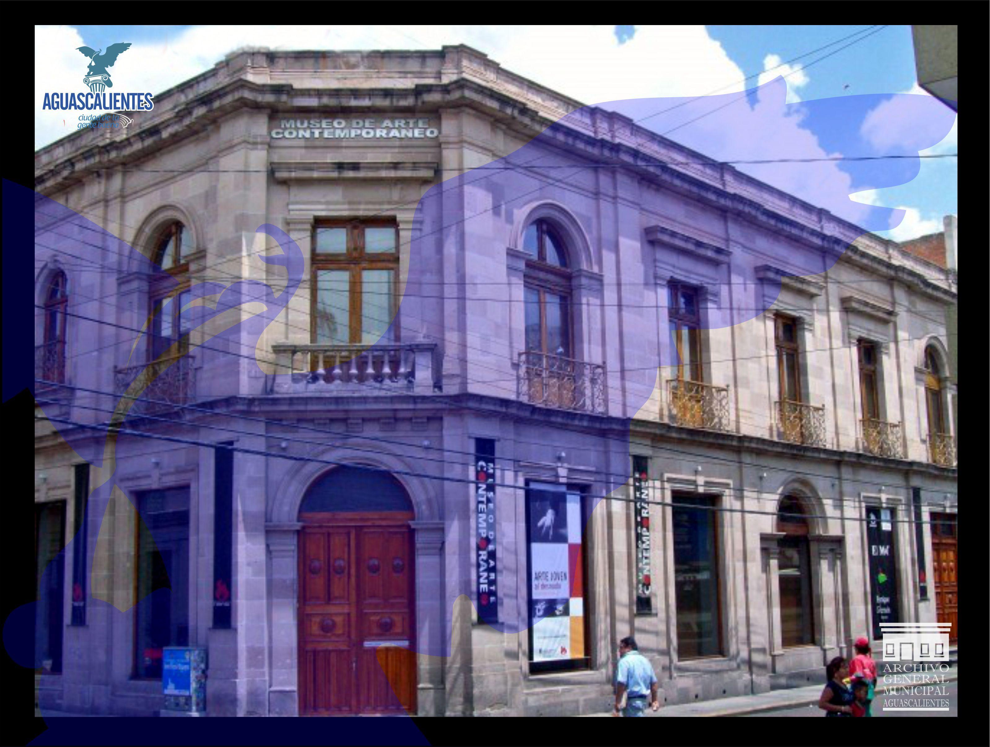 El 20 de abril de 1991 se inauguró el Museo de Arte contemporáneo de Aguascalientes, con el acervo de los Premios Nacionales de Arte Joven: en 1998 se volvió Galería de Arte Contemporáneo.