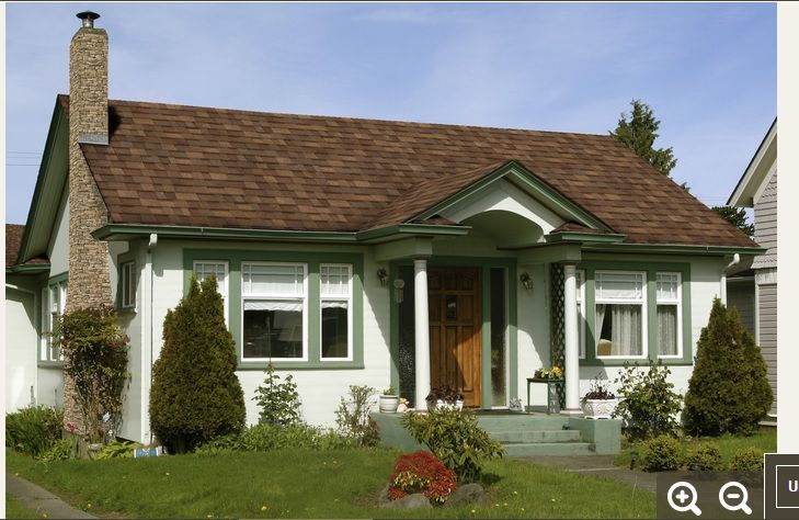 Best What Color To Paint House With Brown Roof Ranch Style 400 x 300