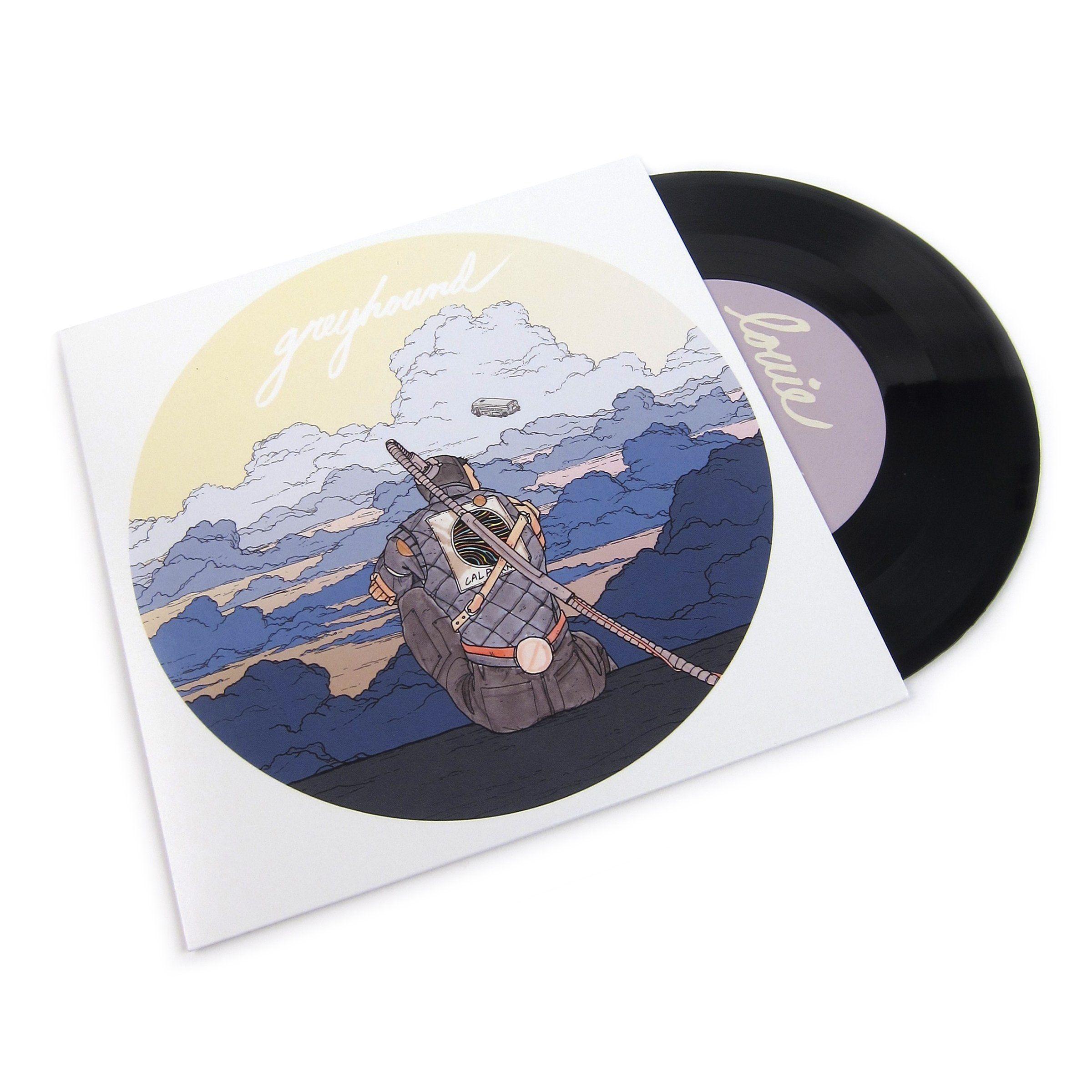 Calpurnia: Greyhound / Luoie (Indie Exclusive) Vinyl 7\