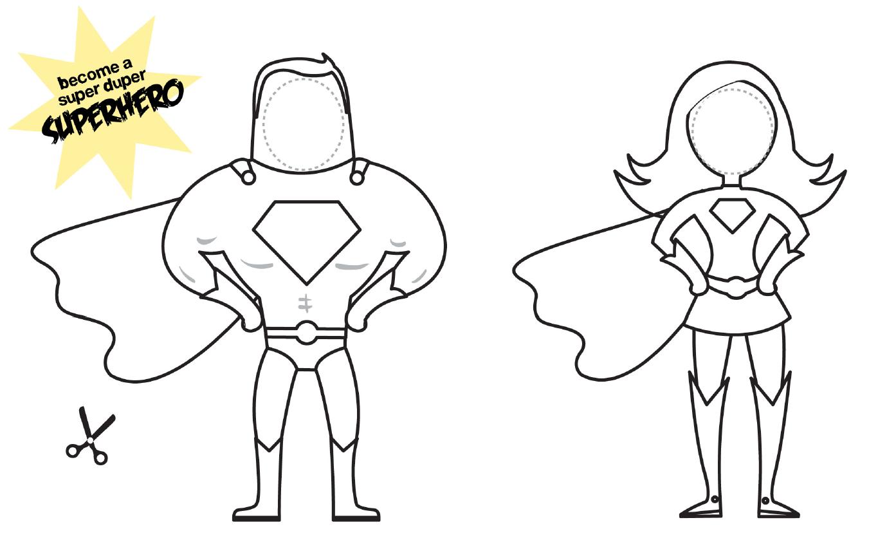 Make Yourself A Superhero
