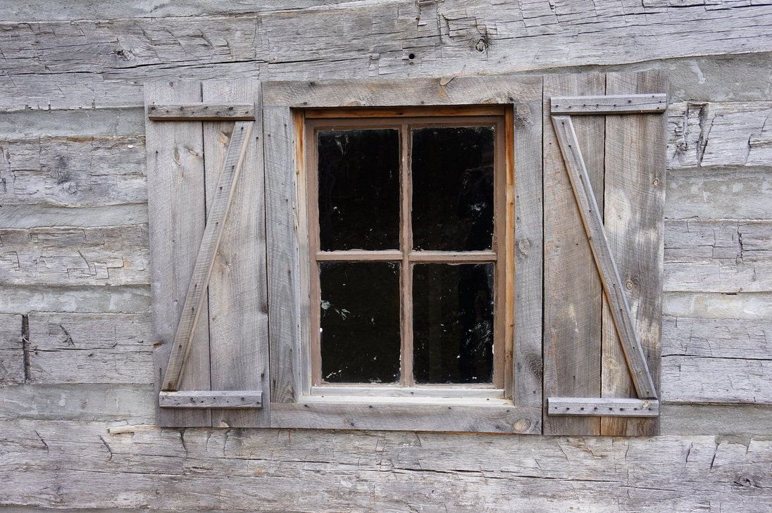 Old Windows Part - 23: Old Window By KYghost