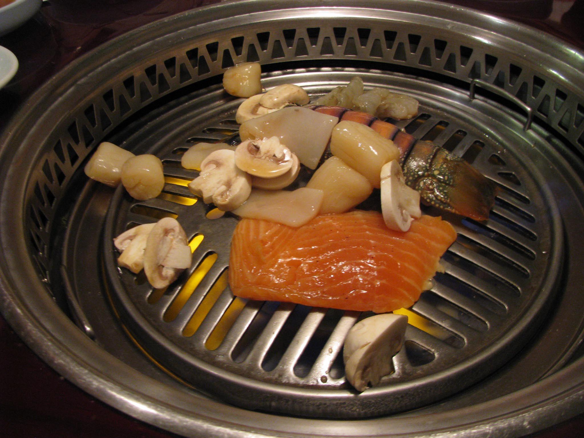 Korean BBQ Table Top Grill | BBQ | Pinterest | Table top grill, Bbq ...