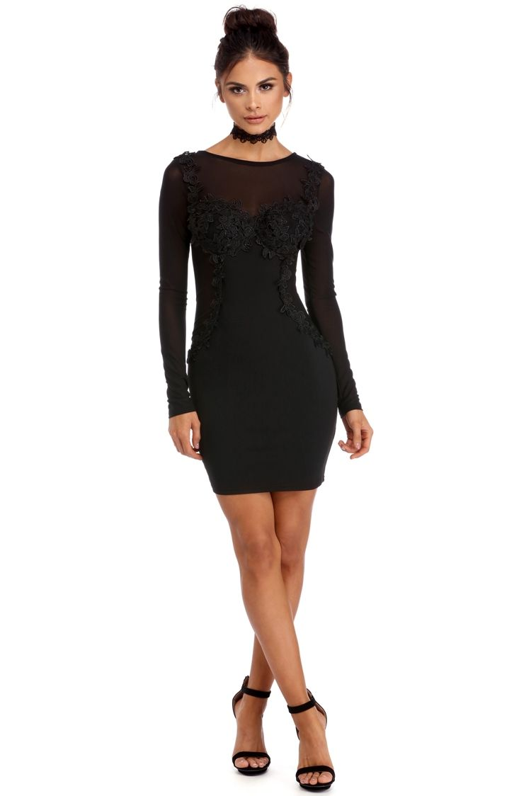 Black mesh and lace dress lace dress black mesh and mesh dress
