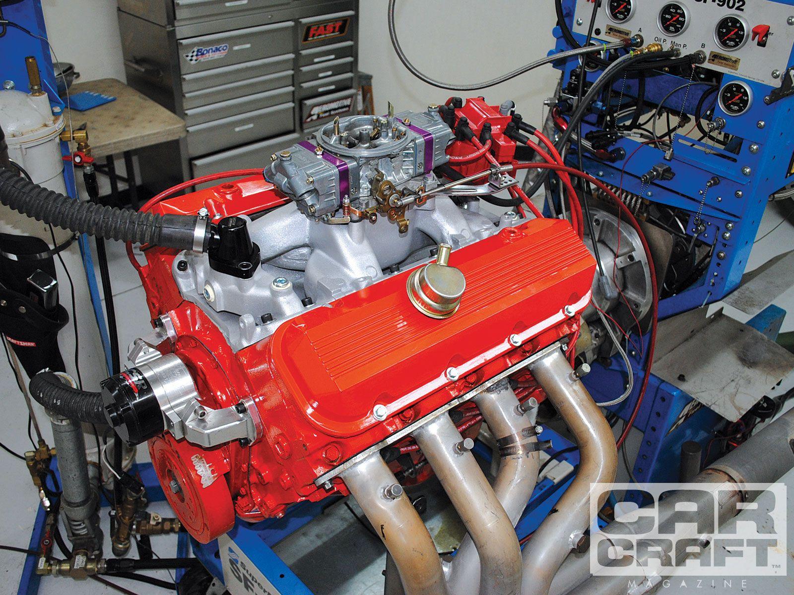 Cheap Big-Block Chevy Engine Build - Hot Rod Network