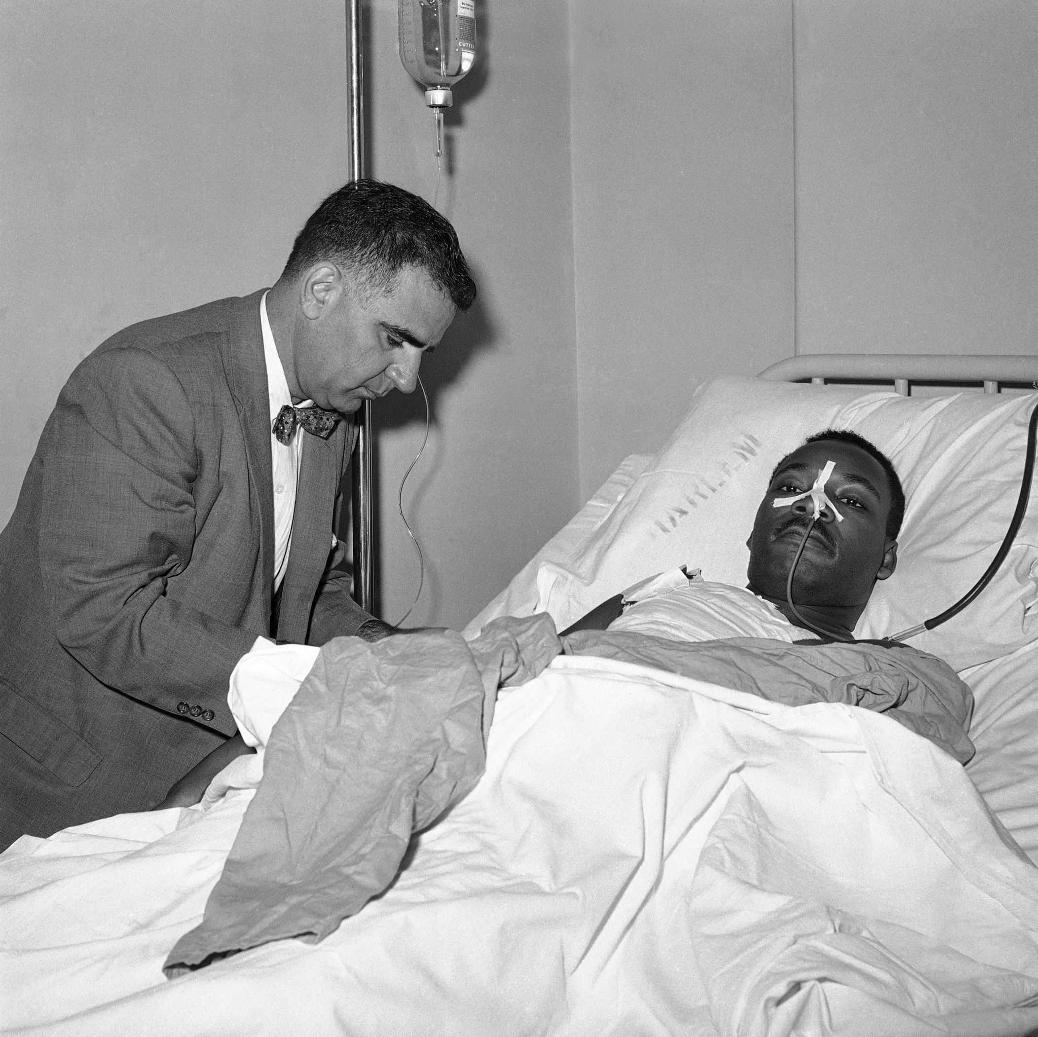 Did you know that the first assassination attempt on Rev. Dr. Martin Luther King