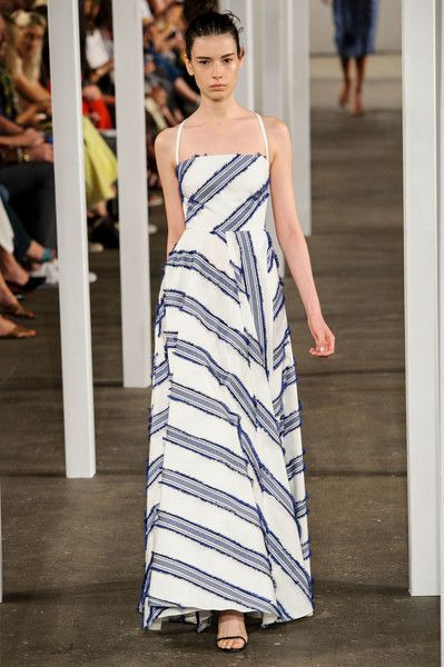 Milly at New York Fashion Week Spring 2017 - Runway Photos
