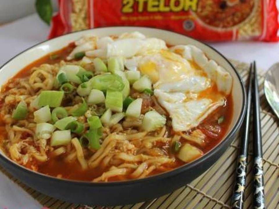 Resep Mie Ramen Telur Kari Pedas Oleh Rahma Ovekitch Resep Makanan Pedas Resep Masakan Sehat Resep Masakan