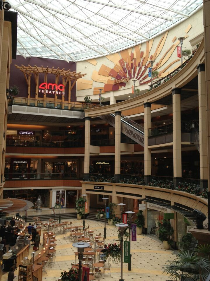 Pacific Place In Seattle Wa