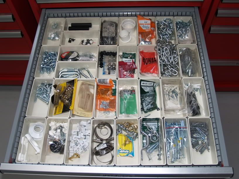 Image Detail For Toolbox Drawer Dividers The Garage