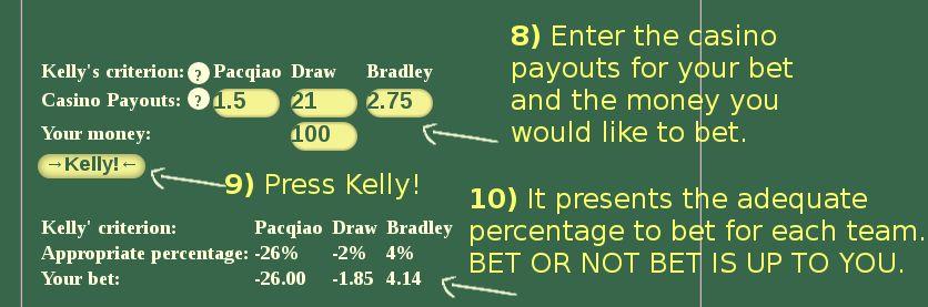 Improveyourbet Ufc Betting Casino Ufc