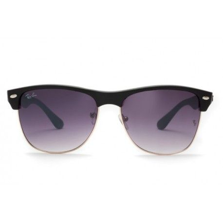 5d38794290e86 Ray Ban Clubmaster Oversized Classic Black   This style is available in a  variety of colors