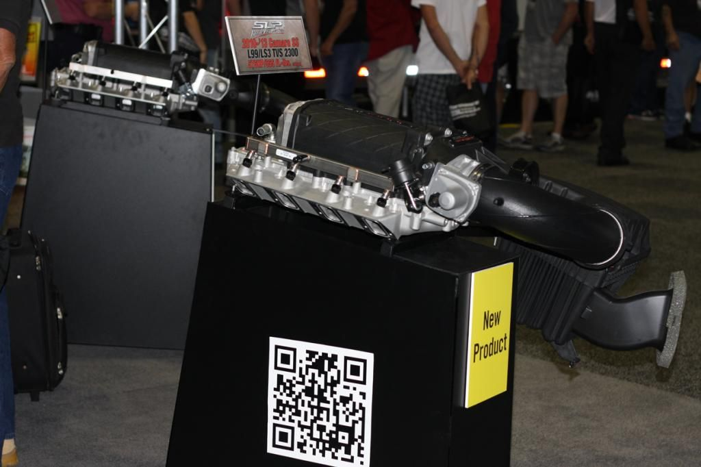 The 2012 PRI debuts many new products.