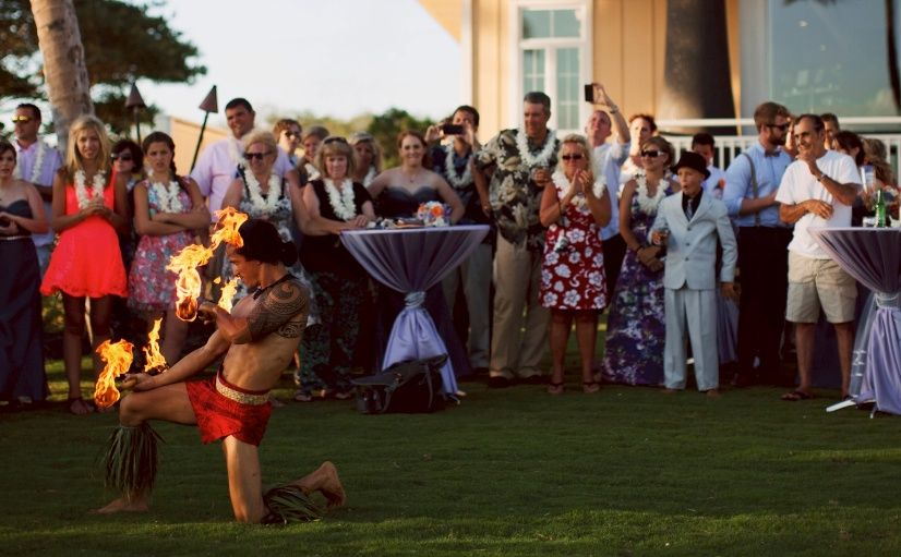 Mahalo to Kawika for really sharing your gift of fire twirling with so many! ;)