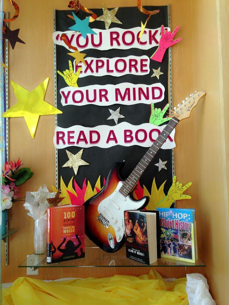 Library Display Ideas Library Display Library Book Displays