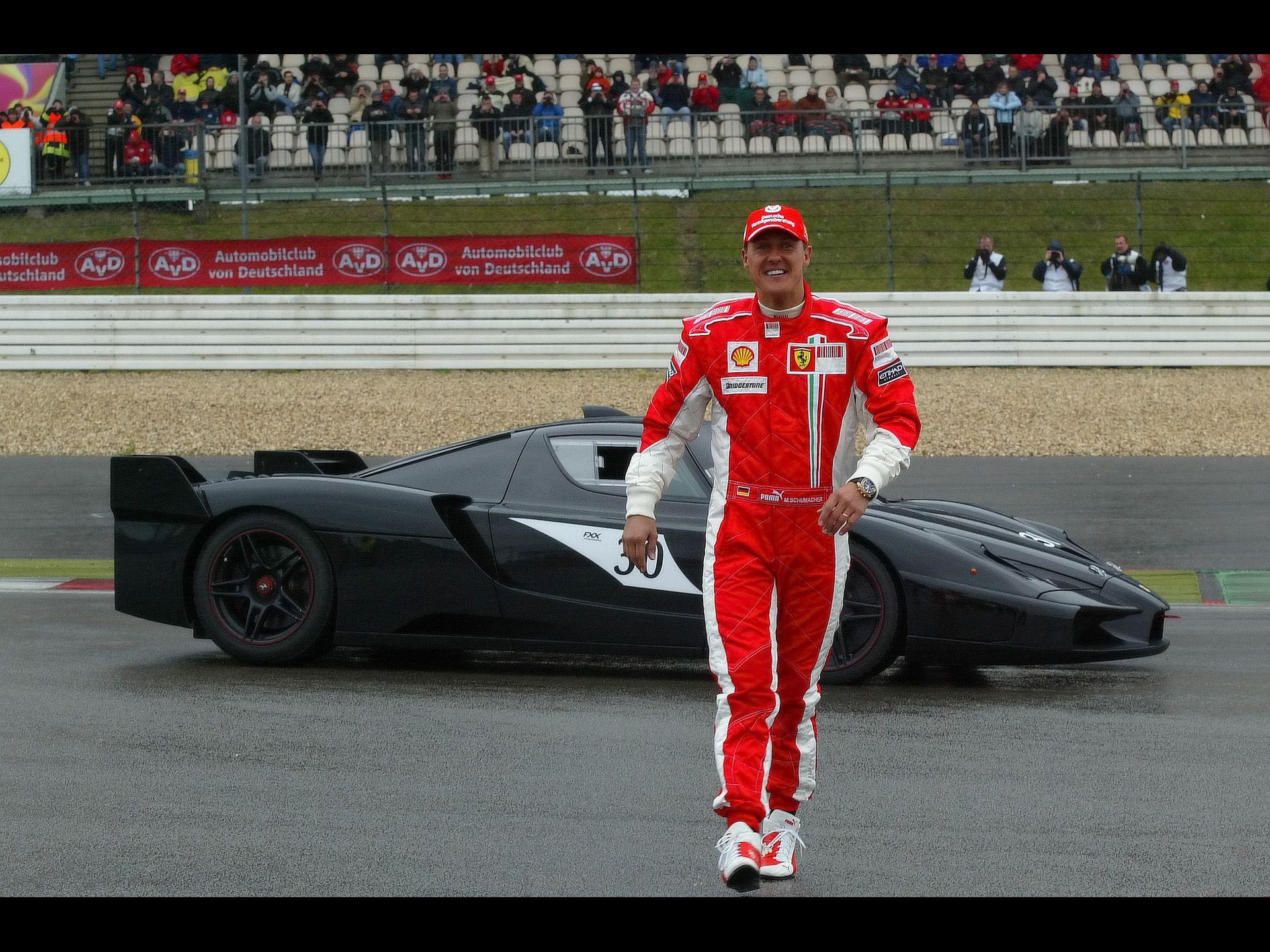 Schumacher Medical Records Theft Found Dead Michael Schumacher Schumacher Ferrari Fxx