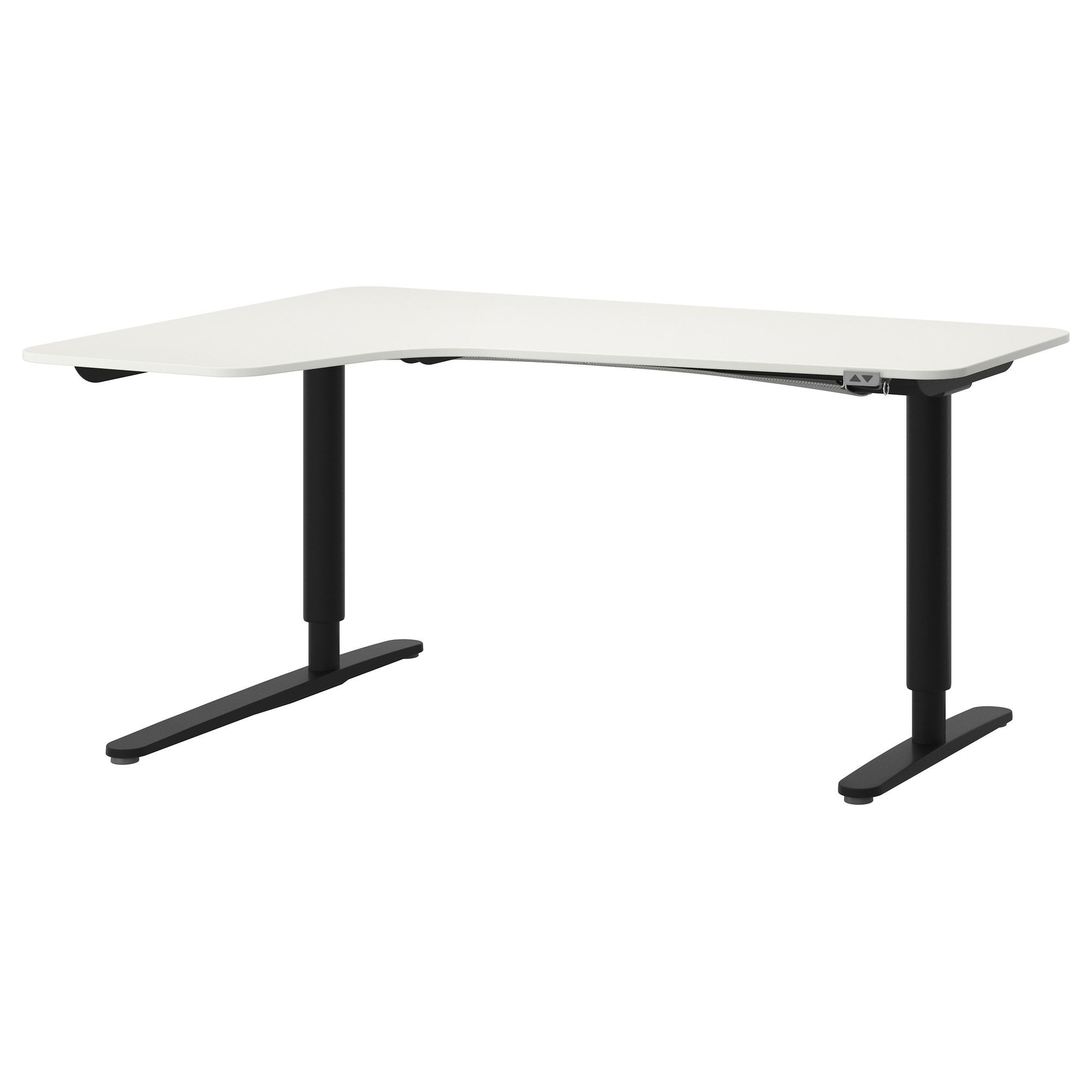 Furniture And Home Furnishings Ikea Bekant Office Table Home Office Furniture