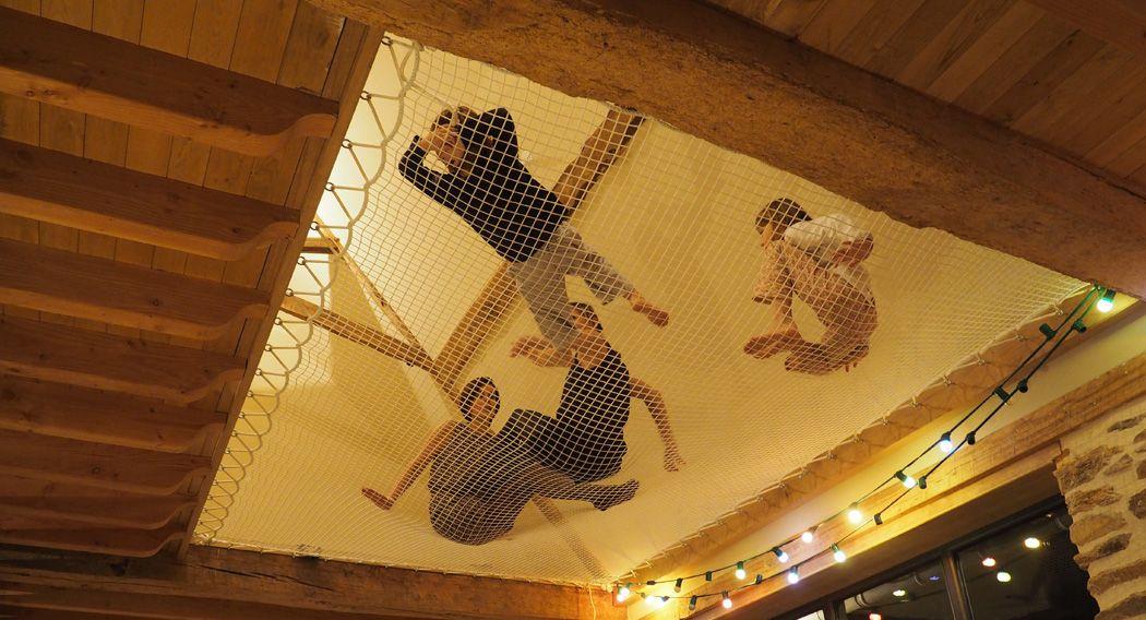 Test du filet d\'habitation intérieur par Emilie D. | Rtt loft living ...