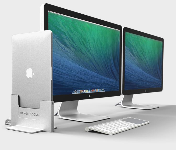 Macbook Pro Imac Henge Docks Vertical Docking Station Awesome Docking Station Macbook Pro Macbook