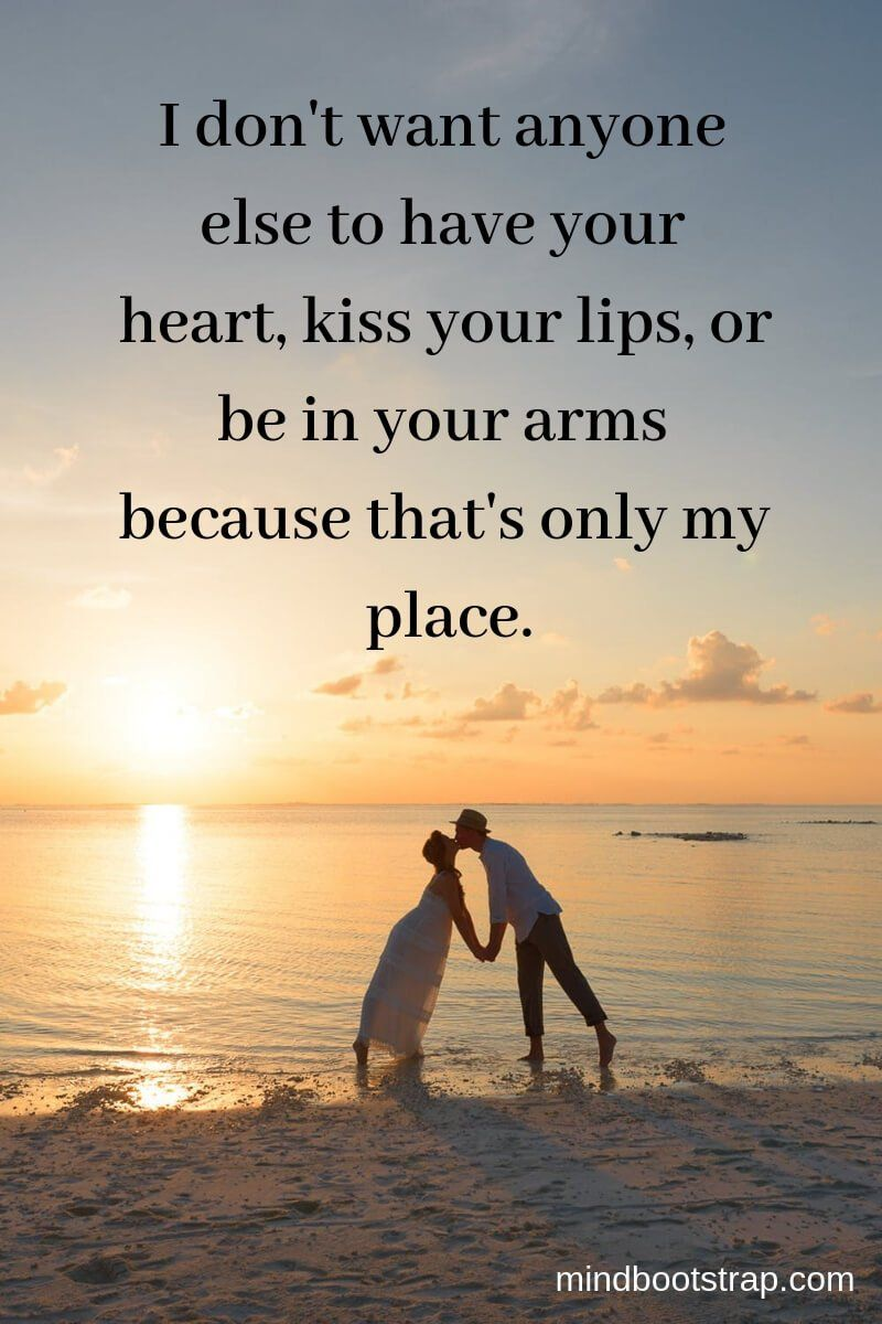 20+ Most Beautiful Love Quotes For Him 2019 From The Heart ... |Most Romantic Quotes For Him