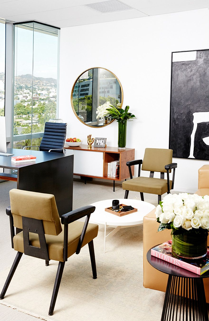 chic office design. Forget The Power Suit: This Chic Office Design Is A SPACE. Ultimate Space Inspo. F