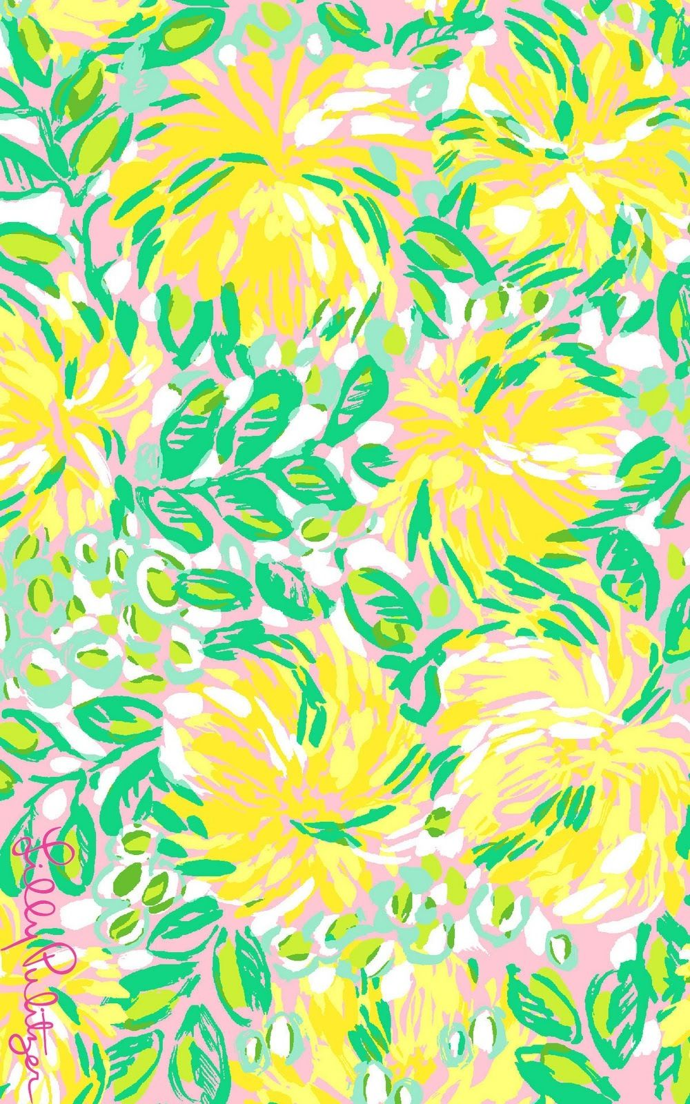 Lily iphone wallpaper pattern graphics pinterest - Lilly pulitzer iphone wallpaper ...