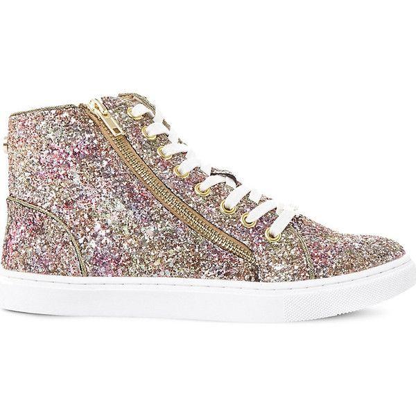 glitter trainers size 9