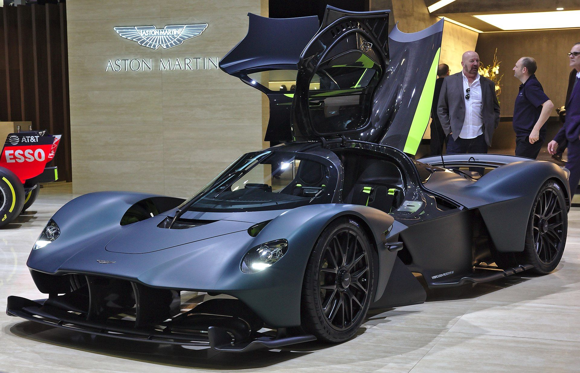 Aston Martin Valkyrie Verification Prototype 001 Genf 2019 1y7a5569 Aston Martin Valkyrie Wikipedia Aston Martin Super Cars Sports Cars