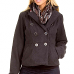 Coat with scarf......Visit www.AcknowledgeUS.com and get yours today!