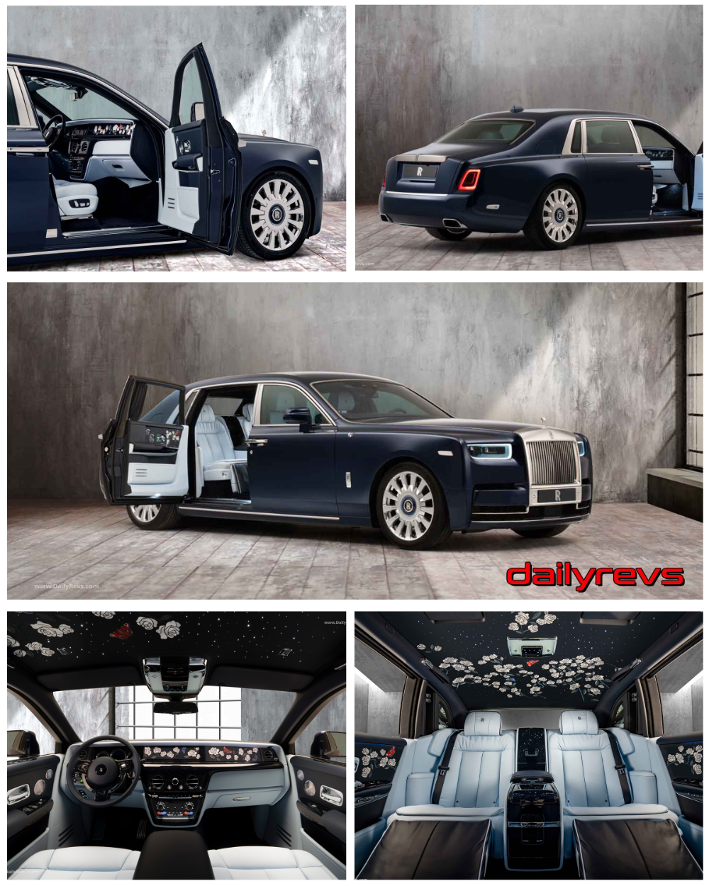2020 Rolls Royce Phantoms Redesign and Concept