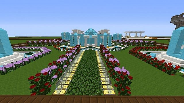 Genial Explore Minecraft Garden, Garden Design And More! 2014 02 19_190613  (640×359)