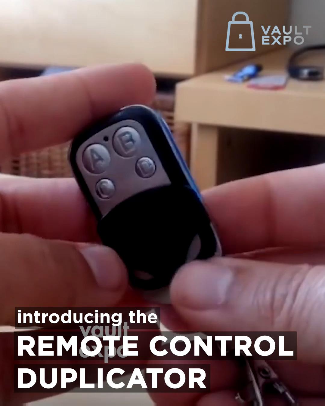 Remote Control Duplicator Video Remote Control Remote Home Automation Kits