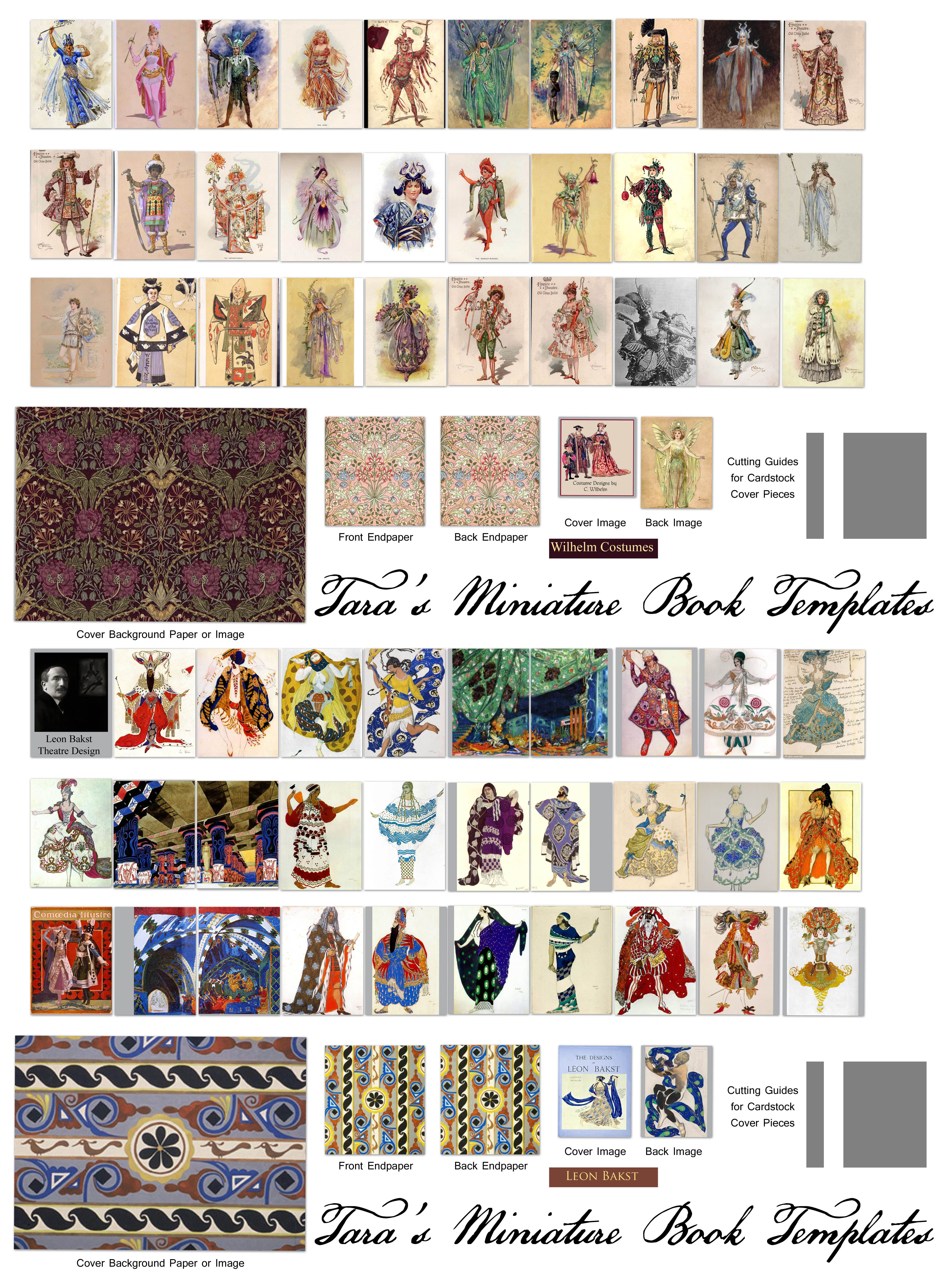 It is a graphic of Modest Miniature Dollhouse Printables