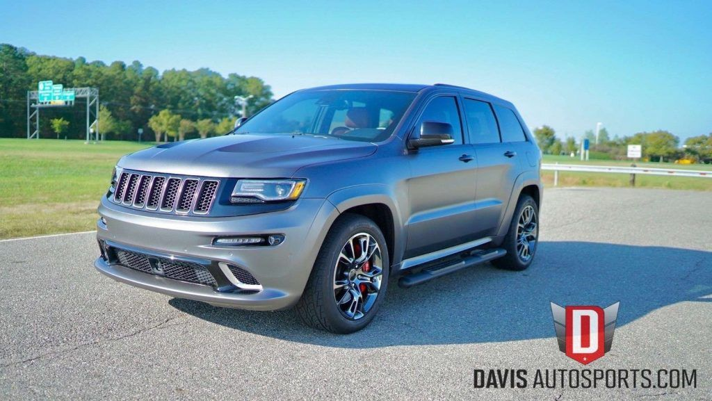 2015 Jeep Grand Cherokee SRT Fully LOADED 2015 jeep
