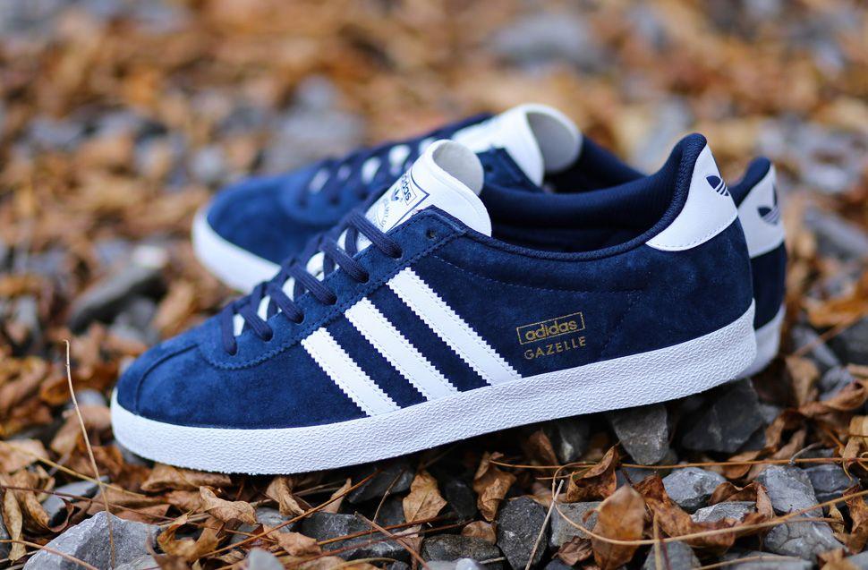 """Footwear · adidas Gazelle OG """"Dark Blue"""""""