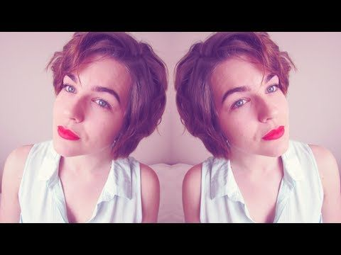 Pixie Cut Update: 7 Months - YouTube