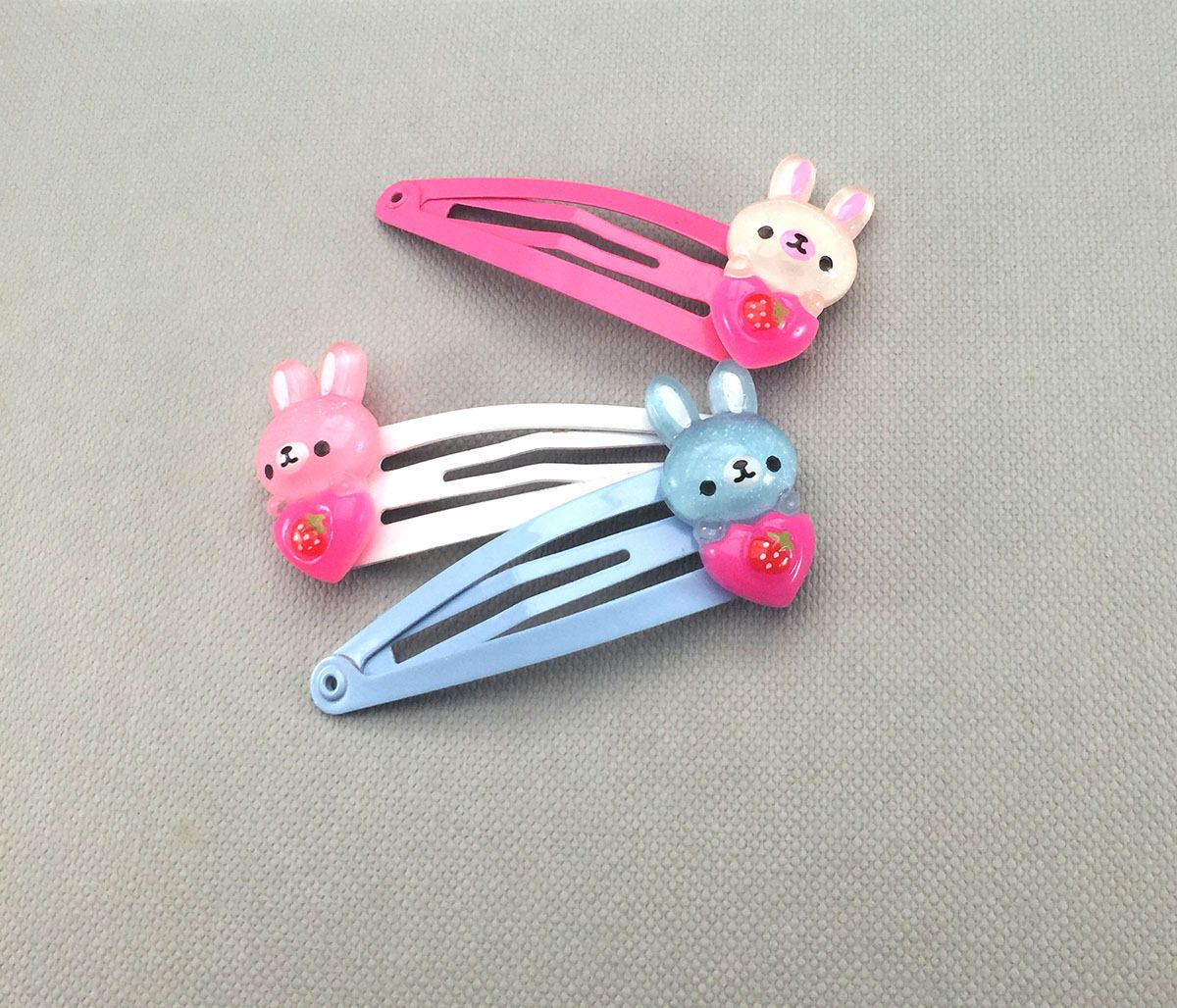 Hair Clips For Girls Bunny Hair Clips Toddler Girl Hair Clip Girls Hair Clips Hair Clip Kawaii Hair Clips Kawaii Hair Clips Kawaii Hairstyles Hair Clips
