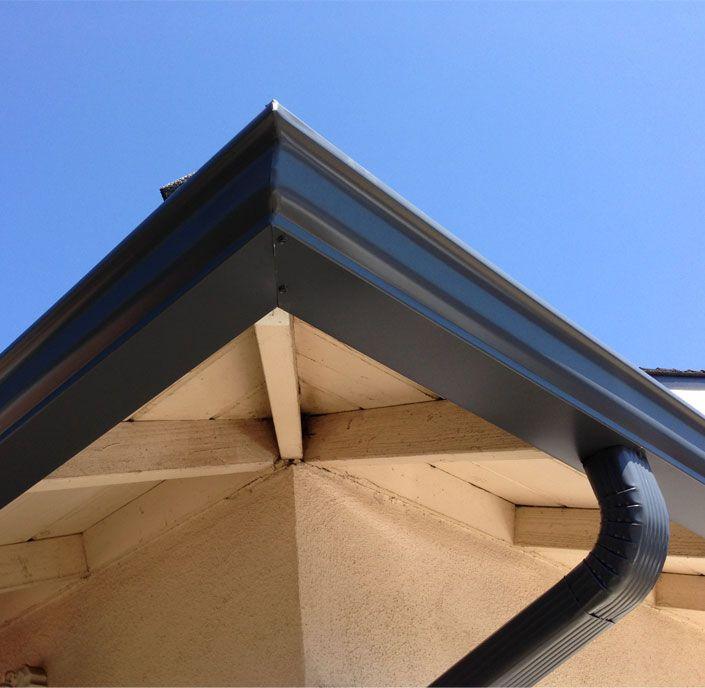 Joel S Roofing And Rain Gutter Co Inc Gutters Rain Gutters Rustic Pergola