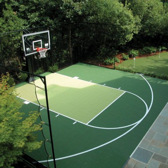 AllSport America | Backyard Sport Court Builder