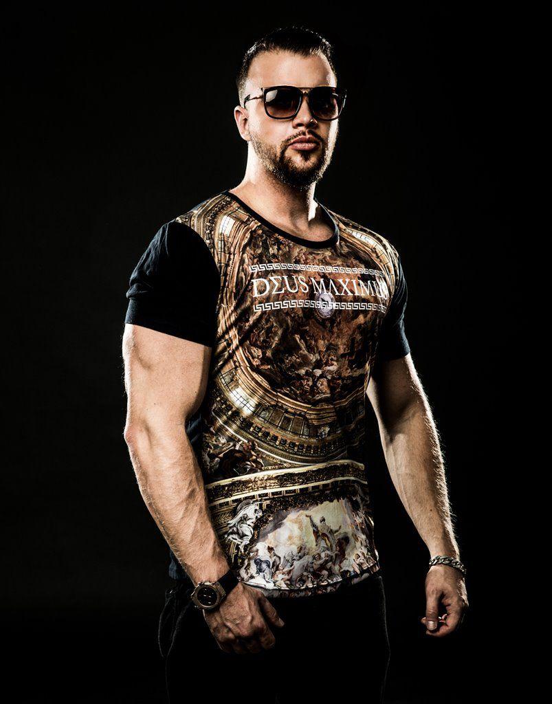 MAXIMUSKleidungShops T SHIRT T DM ROME Shirts DEUS CshrxtQd
