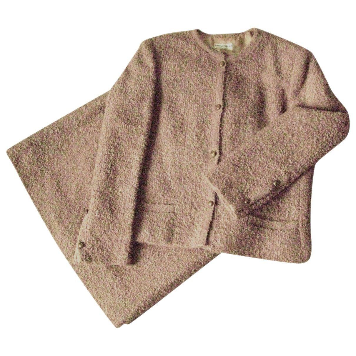 Tailleur en laine CHANEL