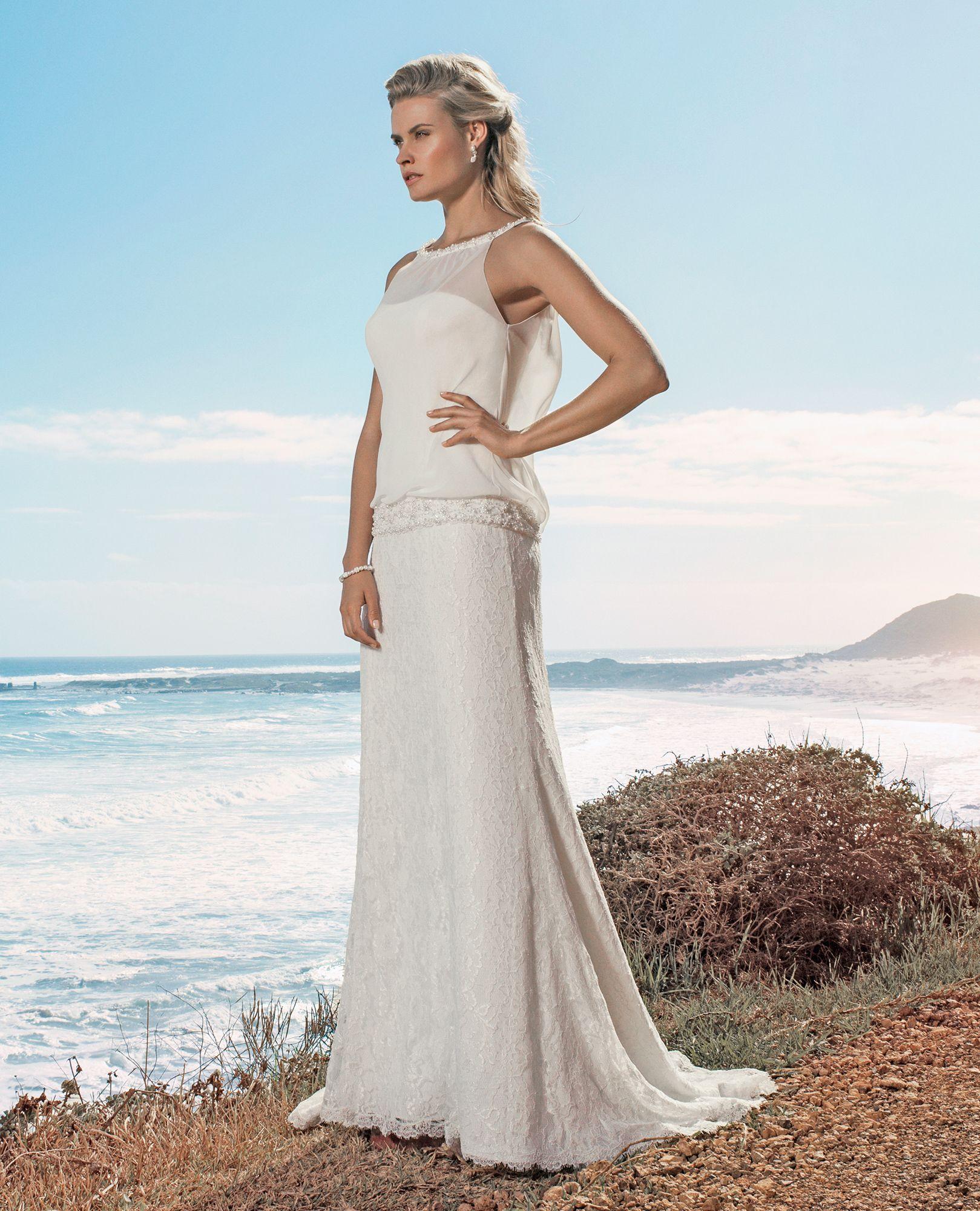 France B Pronuptia Online wedding dress, Dresses