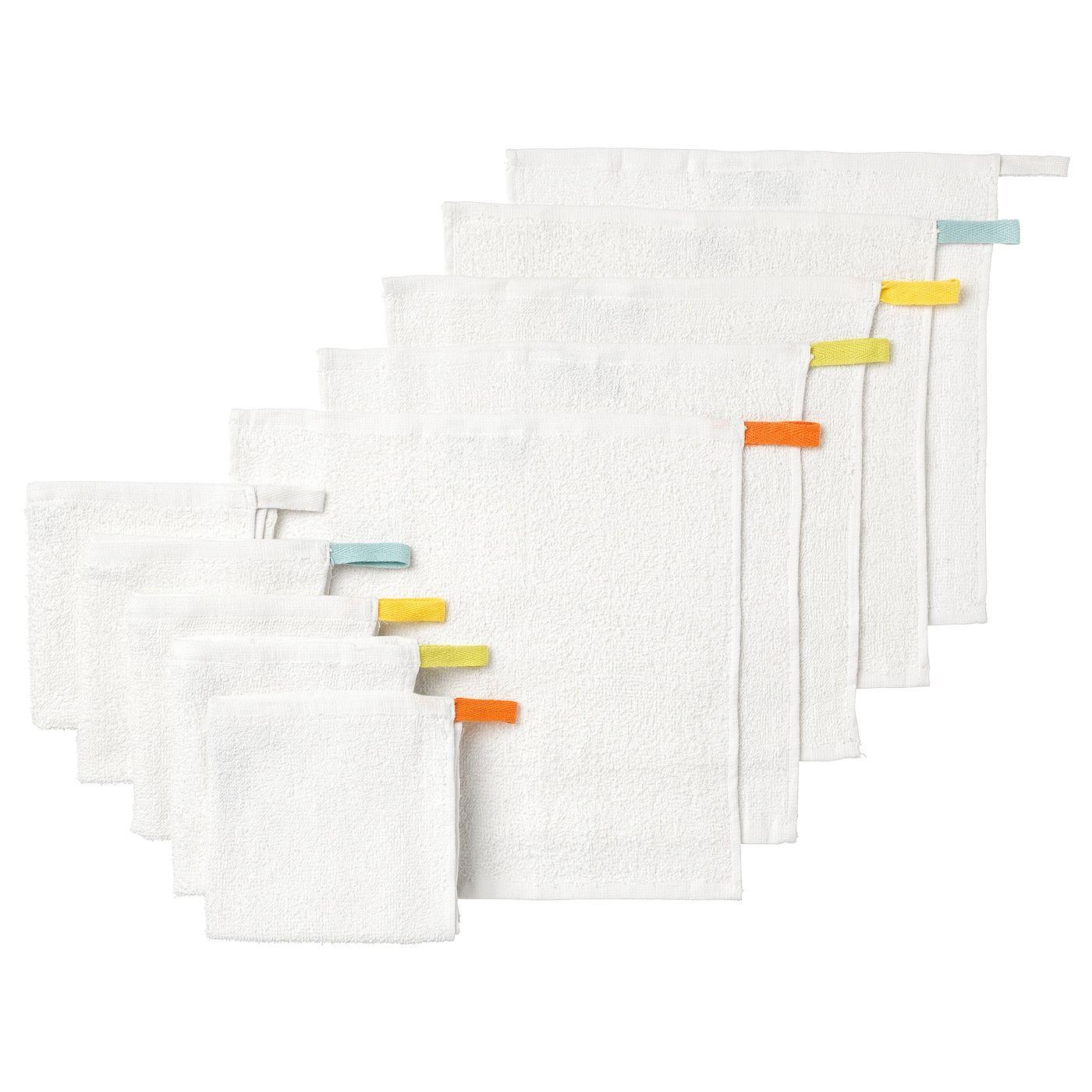 Krama Petite Serviette Blanc 30x30 Cm Ikea Serviettes