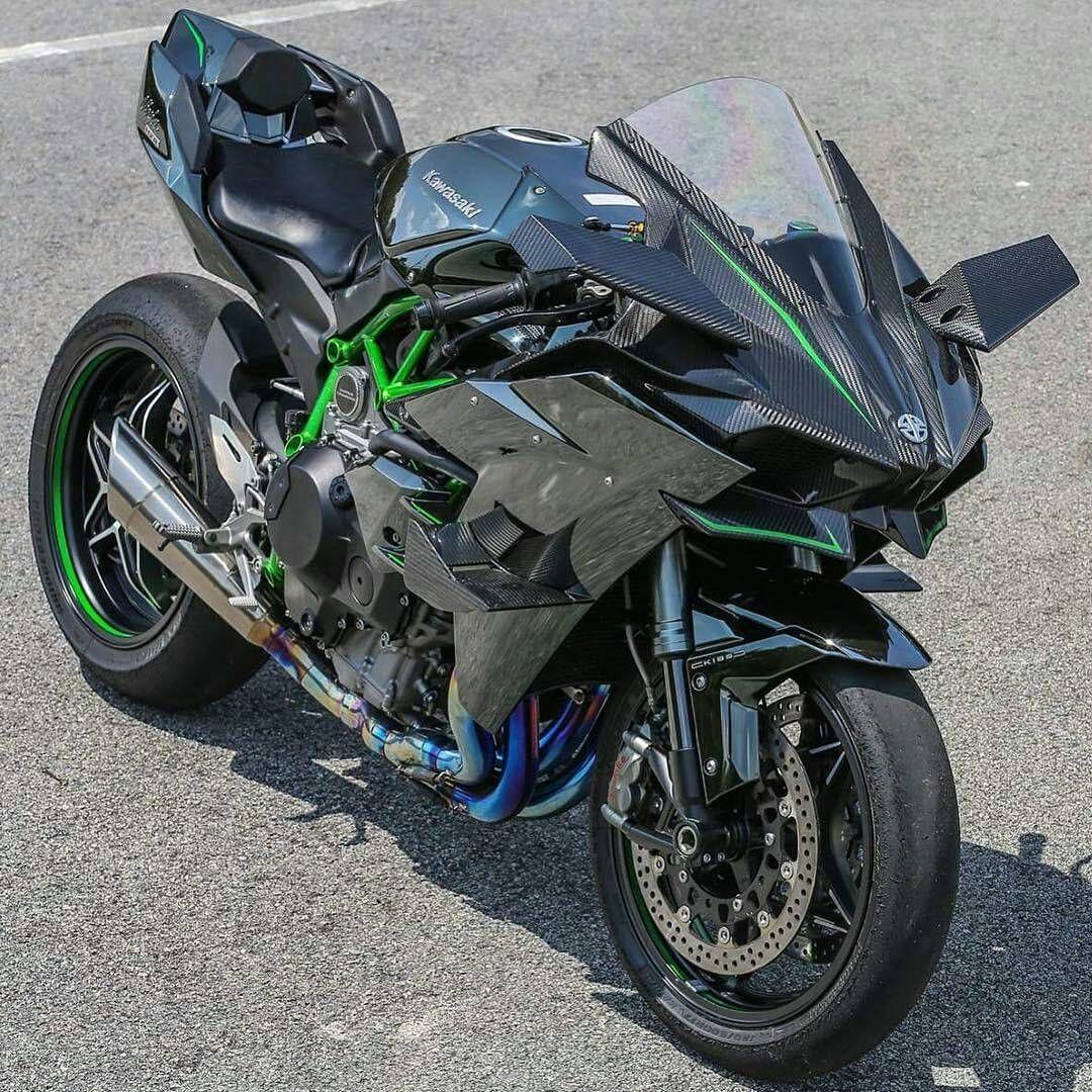 Kawasaki Ninja H2 Tire Kawasakimotorcycles Fim Superbike World