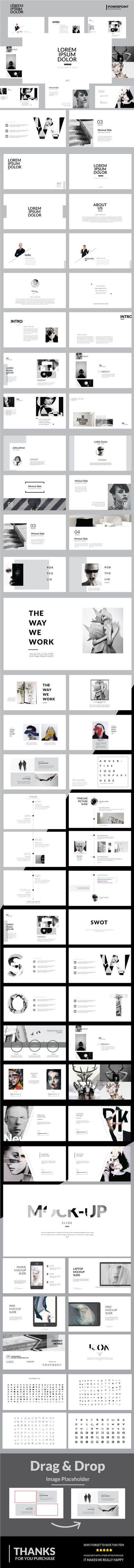 Lorem Ipsum Dolor - Multipurpose Powerpoint Template | Business ...