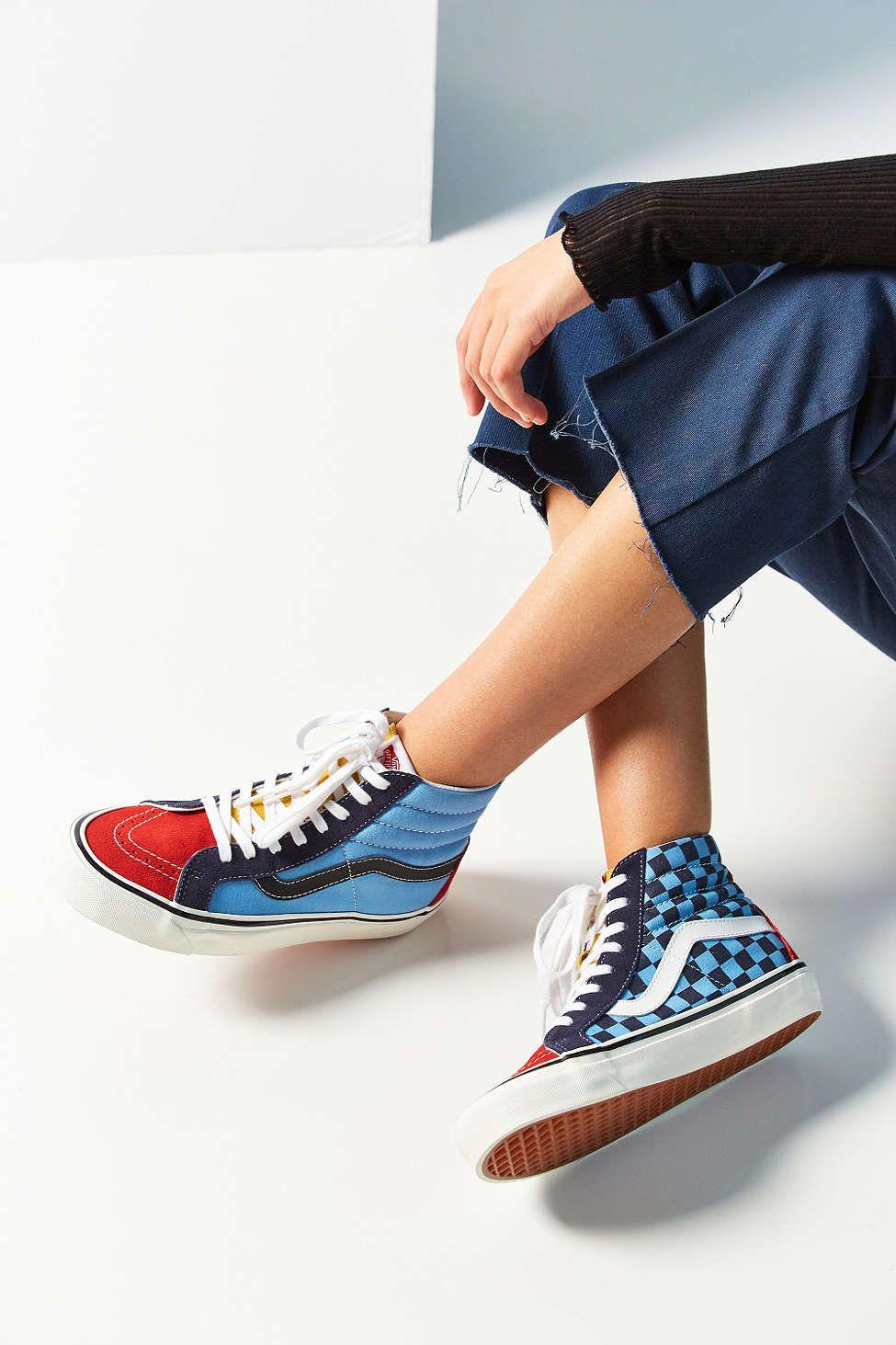 69ddf2cfe3 Vans 50th Sk8-Hi 38 Reissue Sneaker