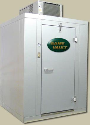Game Vault Products San Antonio Texas Walkin Cooler Game Storage Cooler