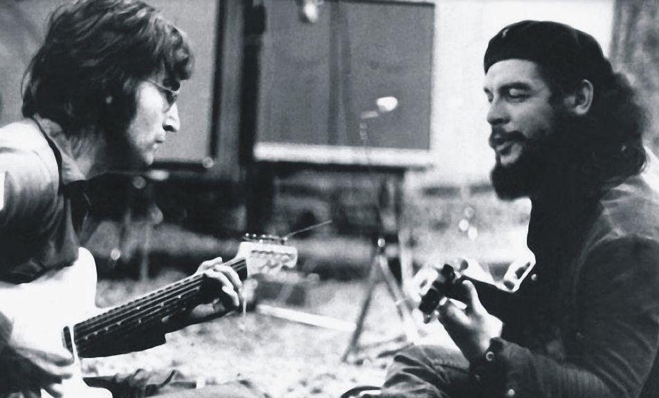 Lennon y el Ché