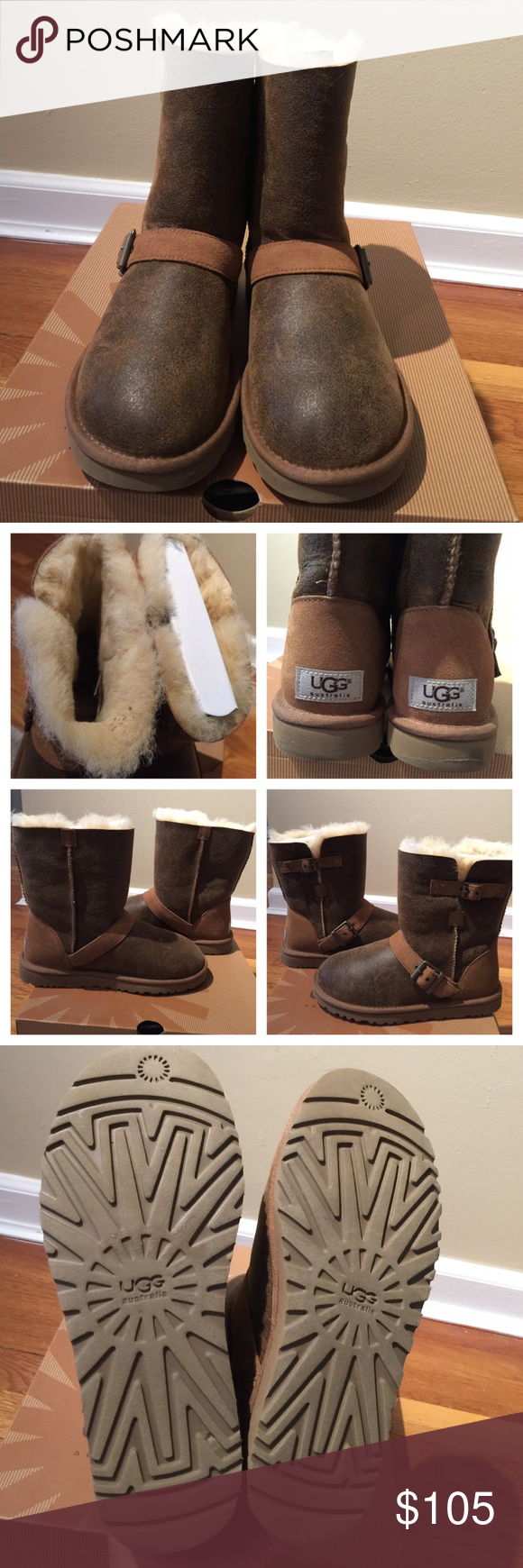 09d06ebfa2b UGG BOOTS Authentic UGG BOOTS. Women's classic short Dylyn Genuine ...