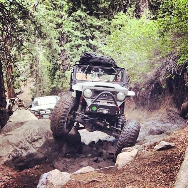 Do you spend your weekends rock crawling? #WheelinWednesday #OffRoad http://ift.tt/1nx8Ch2