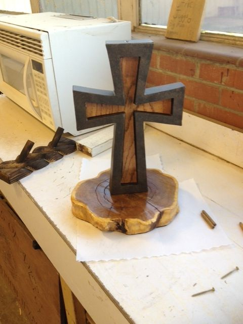Unity Cross Made For A Wedding
